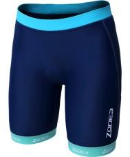 Zone3 Z16331 Short de dames à lave tri