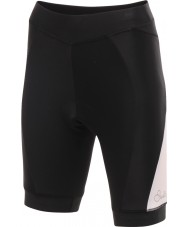 Dare2b DWJ300-8K408L Mesdames gratifient vélo noir short blanc - XXS taille (8)