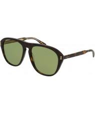 888700fb33c063 Gucci Hommes gg0128s 001 lunettes de soleil